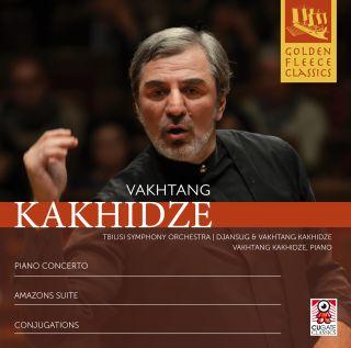 Piano Concerto / Amazons Suite / Conjugations