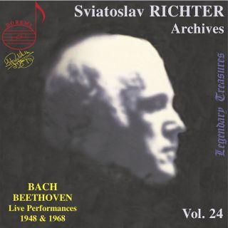 Sviatoslav Richter | Legendary Treasures - Vol. 24