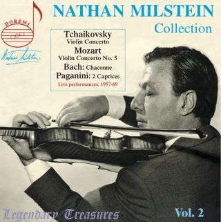 Nathan Milstein | Legendary Treasures - Vol. 2