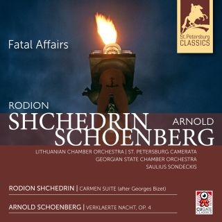 Carmen Suite / Verklärte Nacht, Op. 4