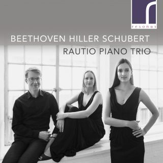 Beethoven, Hiller & Schubert Works for Piano Trio