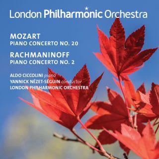 Mozart  & Rachmaninoff  | Piano Concertos