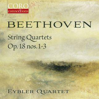 Beethoven String Quartets Op. 18 nos. 1-3