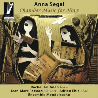 Anna Segal Chamber Music for Harp