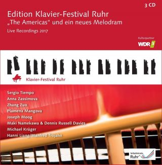 "Edition Klavier - Festival Ruhr Vol. 36, ""The Americas"" and a new Melodram"