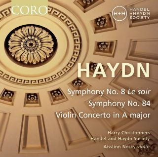 Symphonies 8 & 84 / Violin Concerto in A Major