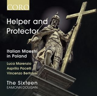 Helper and Protector - Italian Maestri in Poland