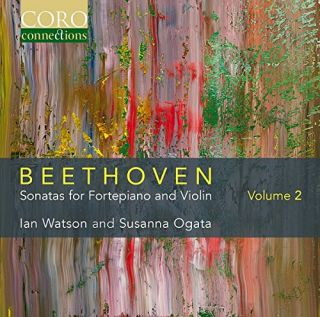 Sonatas for Fortepiano and Violin Volume 2