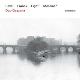 Ravel | Franck | Ligeti | Messiaen