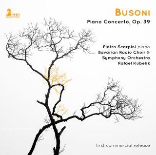 BUSONI Piano Concerto