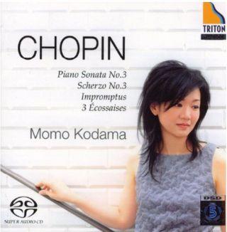 Piano Sonata No.3 / Scherzo No.3