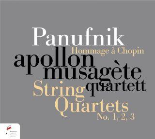 Panufnik. Hommage à Chopin