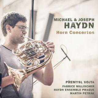 Michael & Joseph Haydn, Horn Concertos