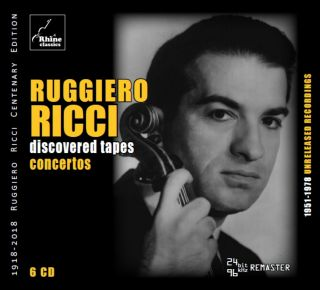 discovered tapes | concertos
