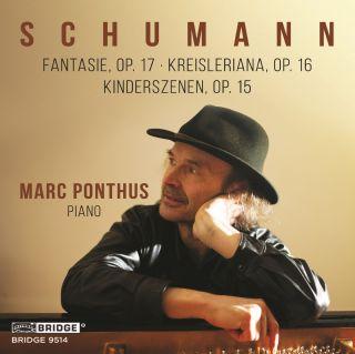 Fantasie, Op. 17, Kreisleriana, Op. 16, Kinderszenen, Op. 15
