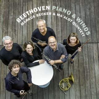Beethoven, Piano & Winds