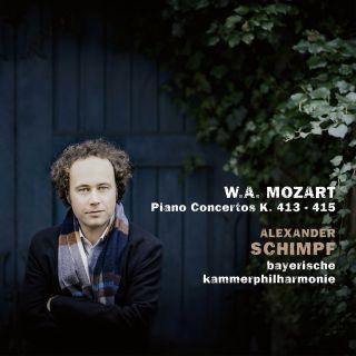 Piano Concertos K. 413 - 415