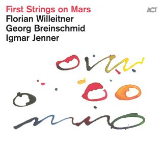 First Strings on Mars