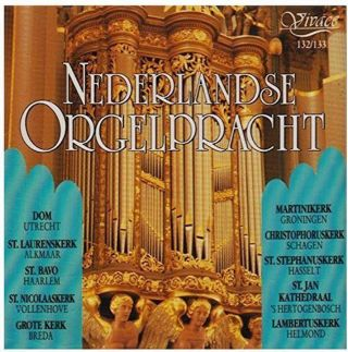 Nederlandse Orgelpracht Deel 2