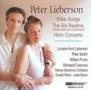 Rilke Songs/The Six Realms/Horn Concerto