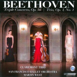 Beethoven: Triple Concerto, Op.56 / Trio, Op. 1 No. 1