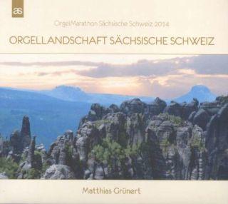 Orgellandschaft Sächsische Schweiz