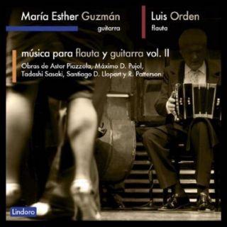 Musica Para Flauta Y Guitarra Vol. II