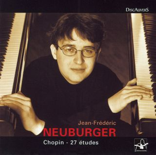 Chopin: 12 Etudes Op.10 & 25/3 Etudes sans numero