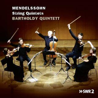 Mendelssohn, String Quintets