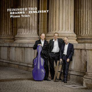 Brahms & Zemlinsky, Piano Trios