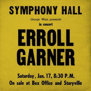 Symphony Hall Concert (vinyl)