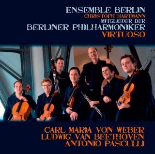 Ensemble Berlin: Weber, Pasculli & Beethoven