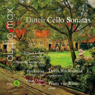 Dutch Cello Sonatas
