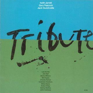 Tribute (vinyl)