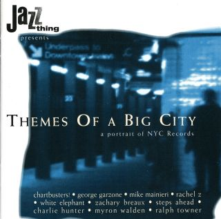 Themes Of A Big City (NYC-Sampler)