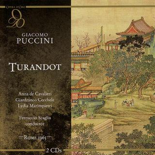 Turandot (rome 1965)
