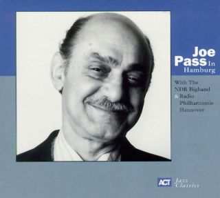 Joe Pass In Hamburg