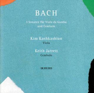 3 Sonaten Fuer Viola Da Gamba/cemb.
