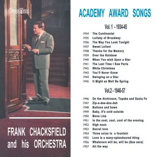 Academy Award Songs Volumes 1 & 2