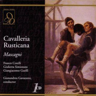 Cavalleria Rusticana (milan, 1963)