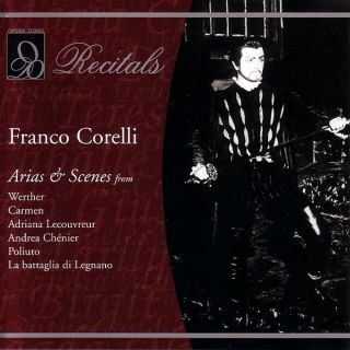 An Evening With Franco Corelli
