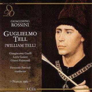 Guglielmo Tell (naples 1965)