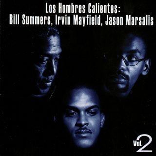 Vol.2 B.summers, I.mayfield, J.mars
