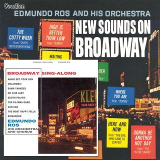 New Sounds On Broadway & Sing-along