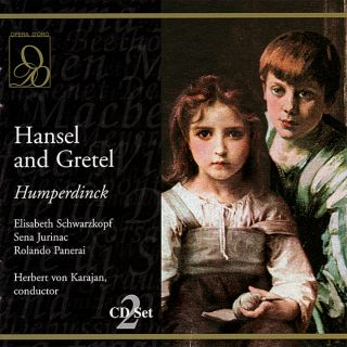 Hansel And Gretel (in Italian)