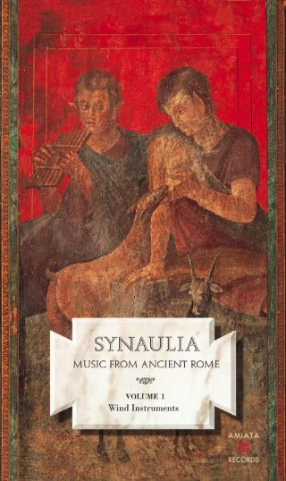 Music Of Ancient Rome Vol. I