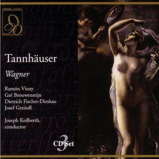 Tannhaeuser (bayreuth 1954)