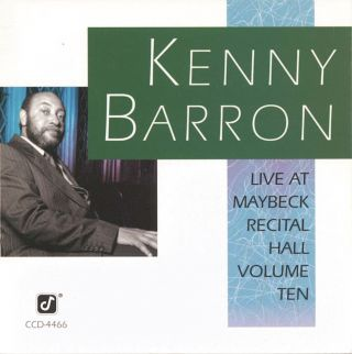 Live At Maybeck Recital Hall, Volume 10