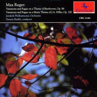 Beethoven Variations/Hiller Variations