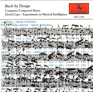 Bach by Design:Experiments in Musical Intelligence